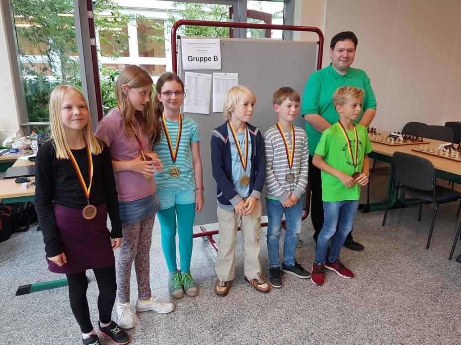 Sieger Gruppe B